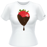Honest Livin Signature Chocolate Strawberry T-Shirt